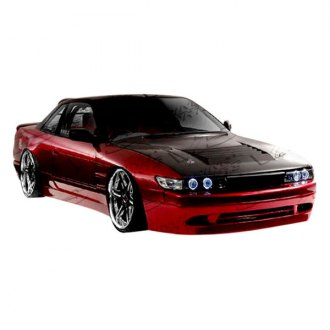 VIS Racing® - Super Style Fiberglass Body Kit (Unpainted)