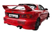 VIS Racing® - Invader Rear Bumper