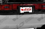 VIS Racing® - Invader 2 Rear Bumper