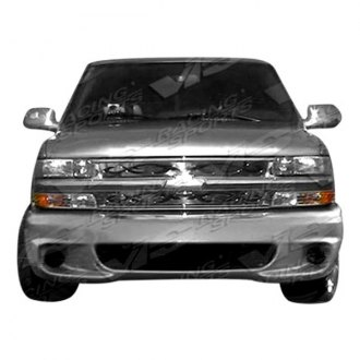 VIS Racing® - Lighting Style Front Bumper (Unpainted)