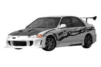 VIS Racing® - Wings Style Body Kit