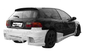 VIS Racing® - J Speed Style Rear Bumper