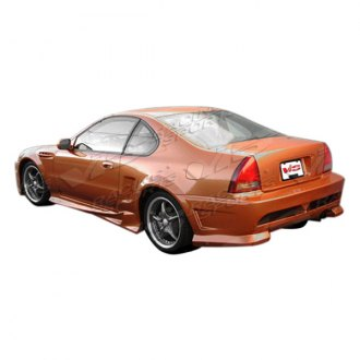 VIS Racing® - Invader 2 Style Fiberglass Side Skirts (Unpainted)