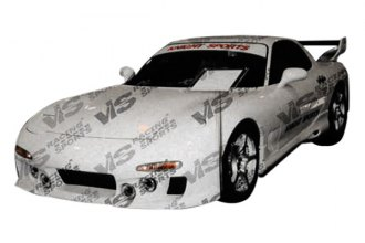 VIS Racing® - Evolution Style Fiberglass Side Skirts