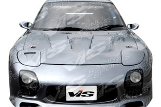 VIS Racing® - RE 2 Fiberglass Front Bumper