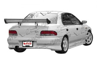 VIS Racing® - Z Speed Style Fiberglass Rear Bumper