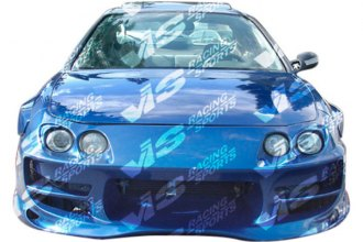 VIS Racing® 94ACINT2DBX-099 - Ballistix Fiberglass Body Kit