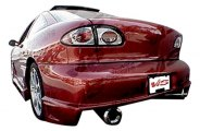 VIS Racing® - Striker Rear Bumper