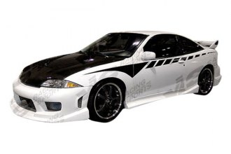 VIS Racing® - Striker Style Side Skirts