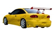 VIS Racing® - TSC 3 Rear Bumper