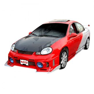VIS Racing® - EVO 3 Style Front Bumper (Unpainted)