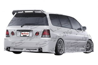 VIS Racing® - K Speed Style Rear Bumper
