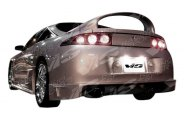 VIS Racing® - Battle Z Rear Bumper