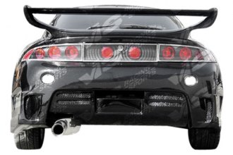 VIS Racing® - GT Bomber Style Rear Bumper