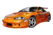VIS Racing® - RD Side Skirts
