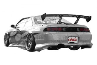 VIS Racing® - GT Bomber 2 Style Rear Bumper