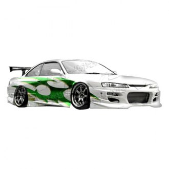 VIS Racing® - GT Bomber 2 Style Body Kit (Unpainted)