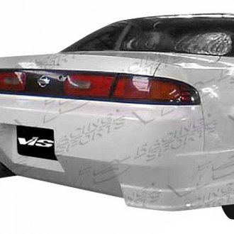VIS Racing® - Tracer Style Rear Bumper (Unpainted)