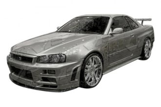 VIS Racing® - R34 Conversion Side Skirts