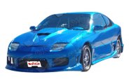 VIS Racing® - Striker Side Skirts