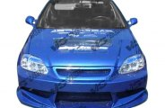 VIS Racing® - Battle Front Bumper