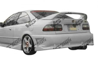 VIS Racing® - Evolution Style Rear Bumper