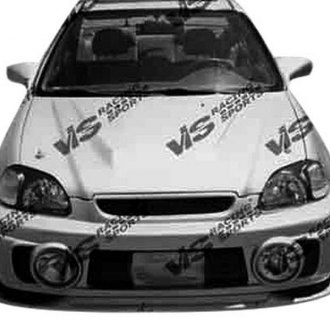VIS Racing® - EVO 2 Style Front Bumper (Unpainted)