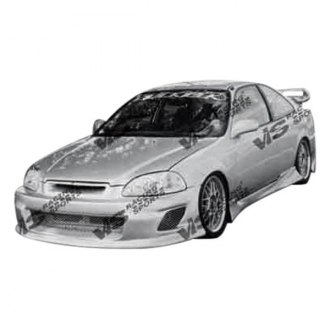 VIS Racing® - Techno R 2 Style Body Kit (Unpainted)
