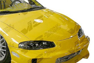 VIS Racing® - Invader 4 Style Front Bumper