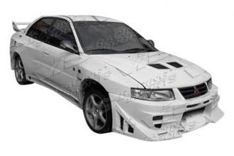 VIS Racing® - EVO 8 Wide Body Style Front Bumper