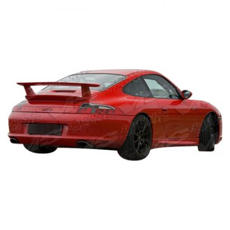 VIS Racing® - GT3 Style Fiberglass Side Skirts (Unpainted)