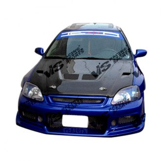 VIS Racing® - Tracer 2 Style Front Bumper (Unpainted)