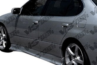 VIS Racing® - Cyber 2 Style Side Skirts