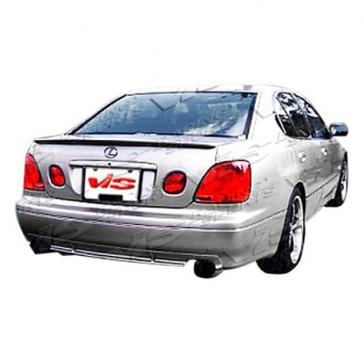 VIS Racing® - Techno R Style Rear Lip (Unpainted)