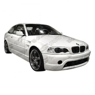 VIS Racing® - Racing Design Style Fiberglass Body Kit (Unpainted)