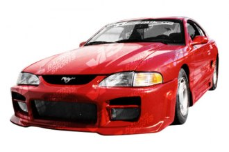 VIS Racing® - Octane Style Front Bumper