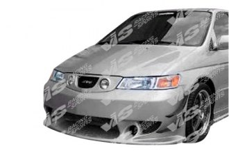 VIS Racing® - Tracer Style Fiberglass Front Bumper
