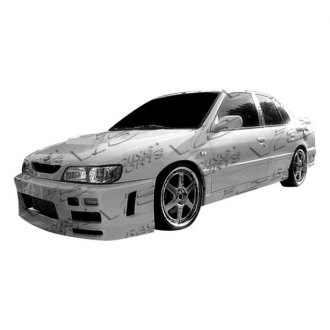 VIS Racing® - R34 Style Front Bumper (Unpainted)