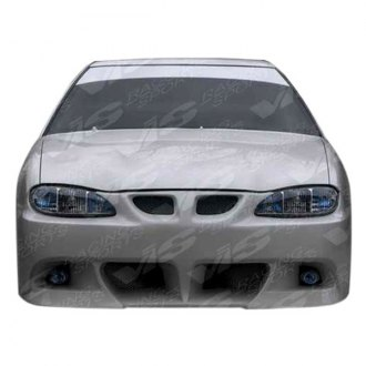 VIS Racing® - Viper Style Front Bumper (Unpainted)