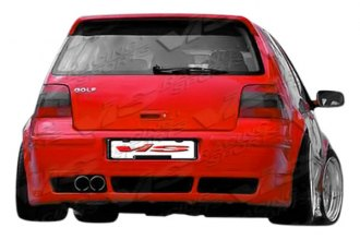 VIS Racing® - R Tech Style Rear Lip