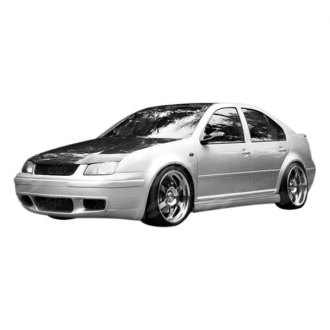 VIS Racing® - C Tech Style Body Kit (Unpainted)