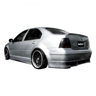 VIS Racing® - R Tech Style Rear Lip (Unpainted)