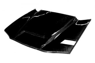 VIS Racing® - Ram Air Carbon Fiber Hood