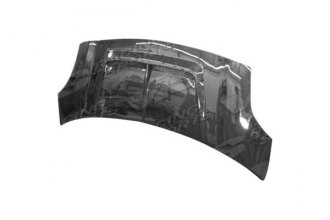 VIS Racing® - Monster Style Carbon Fiber Hood