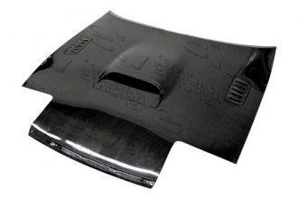VIS Racing® - AT Style Carbon Fiber Hood