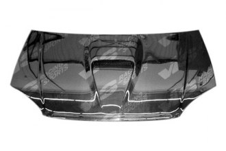 VIS Racing® - G Force Style Carbon Fiber Hood