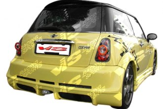 VIS Racing® - MAX Style Fiberglass Rear Fender Flares