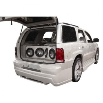 VIS Racing® - Outcast 2 Style Fiberglass Side Skirts (Unpainted)