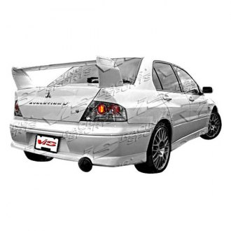 VIS Racing® - Evo 7 Style Fiberglass Side Skirts (Unpainted)