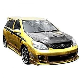 2004 toyota matrix xrs front bumper